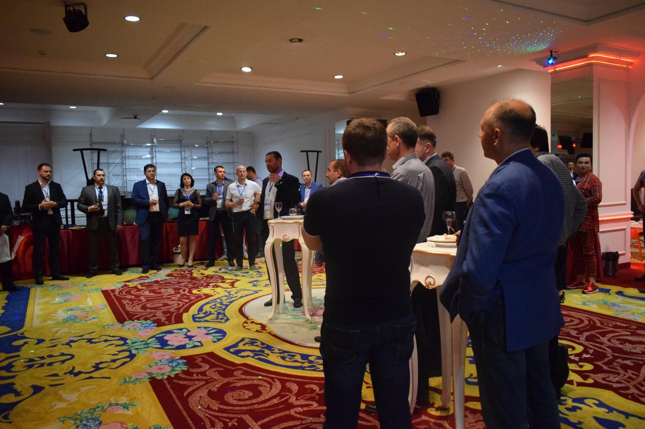 У Києві відбулася конференція на тему «Вапнякова галузь: підсумки року, очікування та перспективи. Галузевий аспект споживання вапнякової продукції»